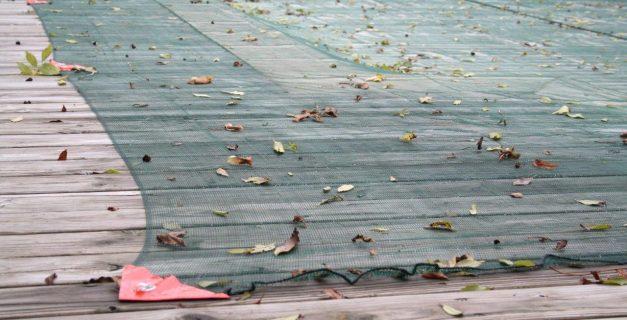 Filet anti feuilles